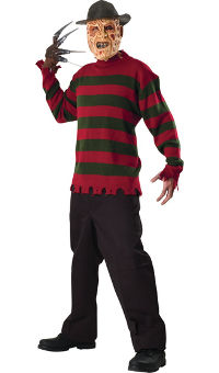 Freddy Adult Deluxe Knit Sweater