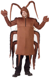 Cockroach Adult Costume (Medium/Large)