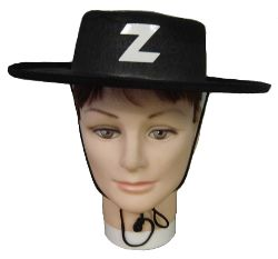 Child Zorro Hat