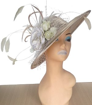 Alice Cream Spring Racing Carnival Hat