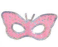 Butterfly Pink Child Mask