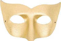 Champagne Gold Mask