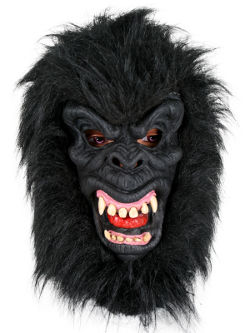 Fierce Gorilla Mask