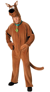 Scooby Doo Adult Costume (Medium/Large)