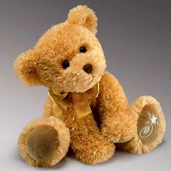 Russ Berrie Shining Stars Honey Bear