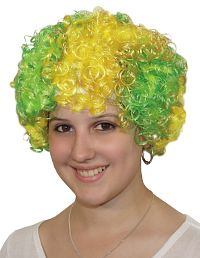 Aussie Small Afro Wig