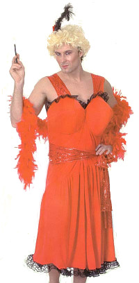 Man Flapper Costume