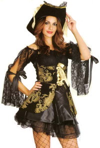 Pirate Woman Adult Costume