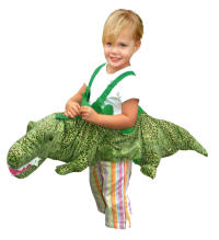 Crocodile Wrap-n-Ride Costume