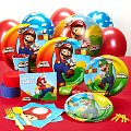 .Super Mario Bros Party Pack for 8