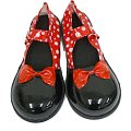 Clown Shoes - Lady Red/Black