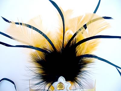 Countess Sophie Yellow Mask
