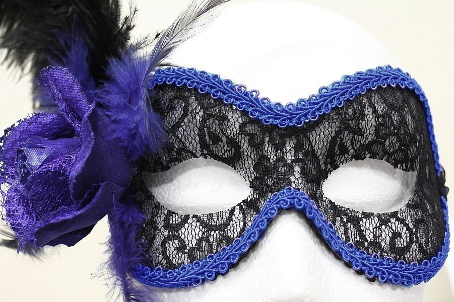 Blueberry Passion Mask