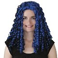 Blue Waved Magic Wig (DW2024)