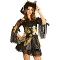 Pirate Woman Adult Costume (Medium/Large)