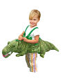 Crocodile Alligator Wrap-n-Ride Costume Animal Book Week